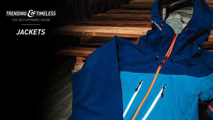 2017 Apparel Guide: Timeless and Trending Jackets