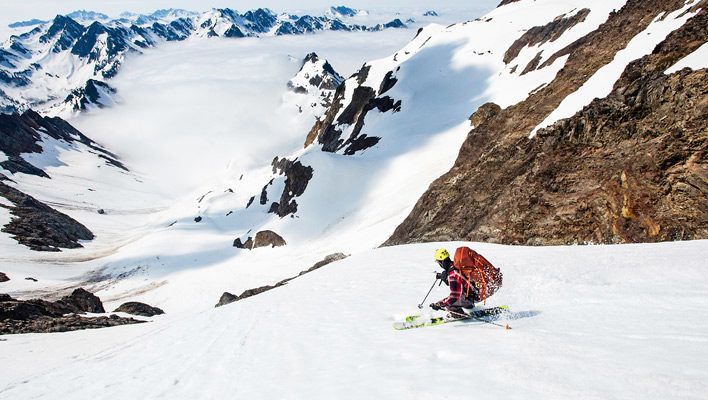 Across the Olympic Mountains: photographer Jason Hummel's attempt to ski all of Washington's named glaciers