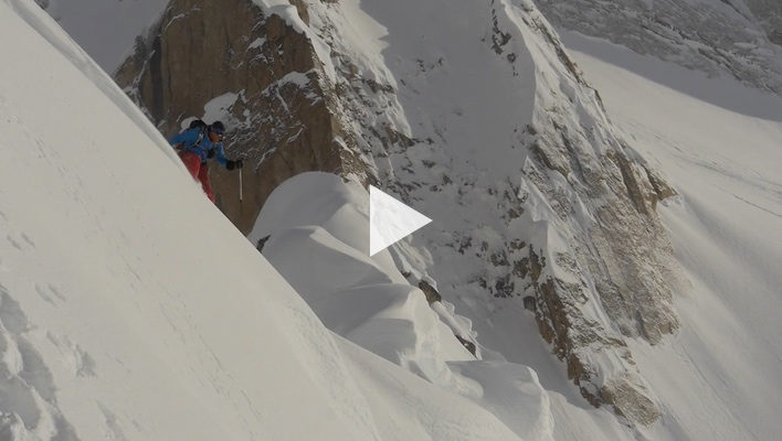 Ski Mountaineering Skills with Andrew McLean: Steep Skiing