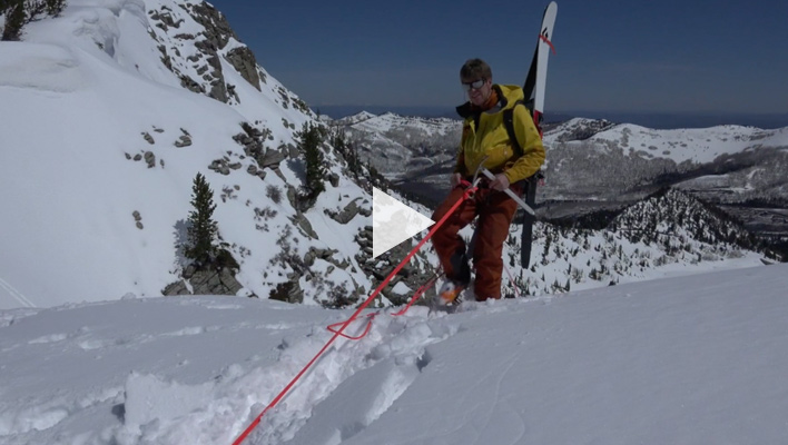 Ski Mountaineering Skills with Andrew McLean: Anchors