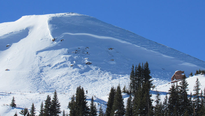 Snowpack List: Avalanche Assessments from around the U.S., Week of January 2