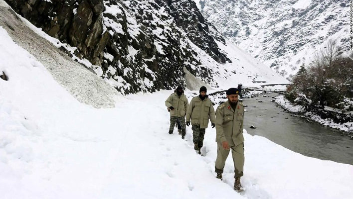 More than 100 dead after tragic avalanche cycle on the Afghanistan/Pakistan border