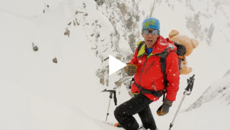 Ski Mountaineering Skills with Andrew McLean: Couloirs