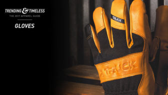 2017 Apparel Guide: Timeless and Trending Gloves