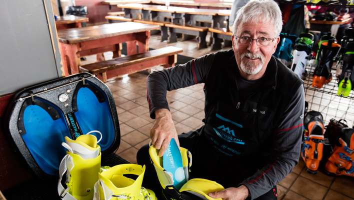 Fabulous Feet: Master bootfitter Bob Egeland talks about how to approach AT boot fitting