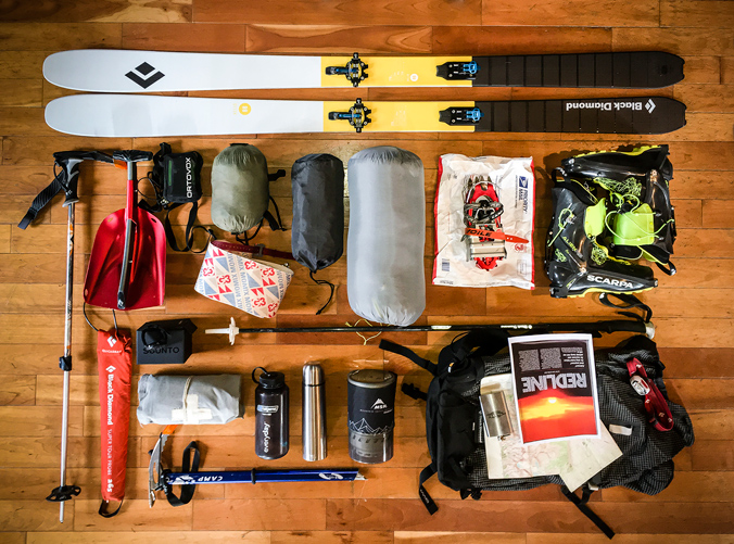 ed4a982e2e My Kit  Seven Essentials for The Sierra High Way