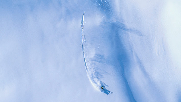 How world-champion freeskier Alison Gannett slashes glass ceilings