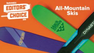 2018 Backcountry Editors Choice All Mountain Skis