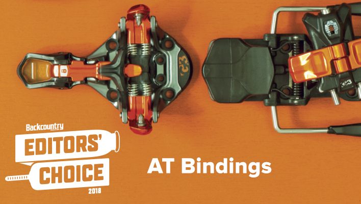 2018 Backcountry Editors' Choice AT Bindings