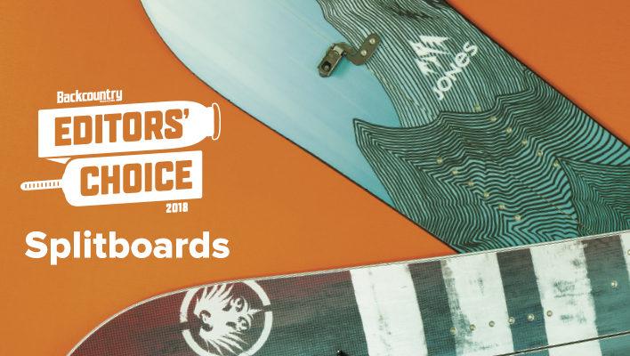 2018 Editors' Choice Awards: Splitboards
