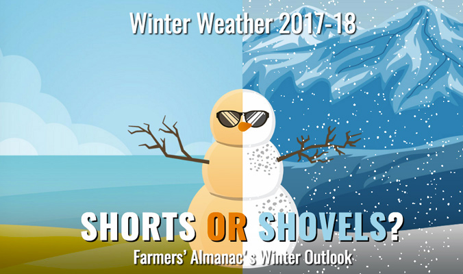 Farmer's Almanac predicts normal winter. Skiers don't hold their ...