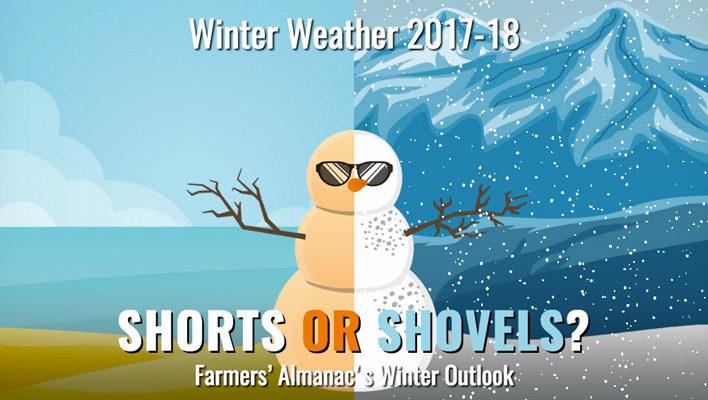 Farmer's Almanac predicts normal winter. Skiers don't hold their breath.