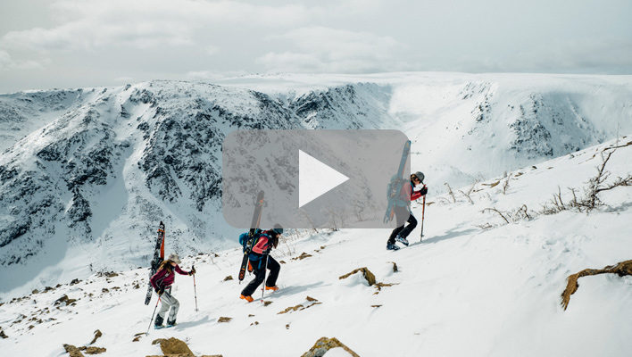 More Than You Think: Six women tackle the East's backcountry gems and stereotypes
