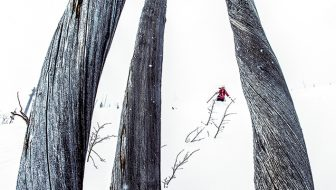 Photographer Profile: Ryan Creary captures the shades of winter