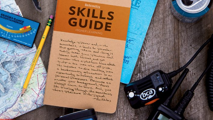 The Skills Guide: Four Steps Toward Enlightenment