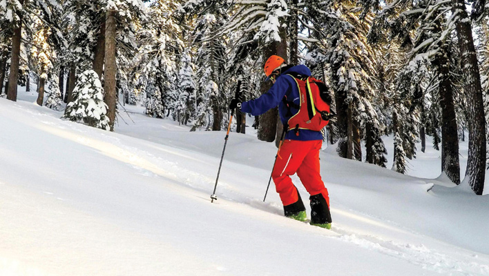 Mountain Skills: The tools and tricks to stay motivated in the skintrack