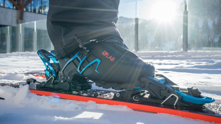 Salomon launches S/LAB Shift MNC binding, targeting freeride tourers who want it all