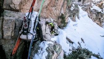 Mountain Account: Scott Rokis takes a slide for life on Calif.'s Mt. Williamson