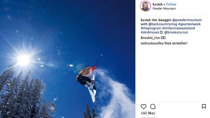 2019 Gear Test Week: An Instagram Retrospective