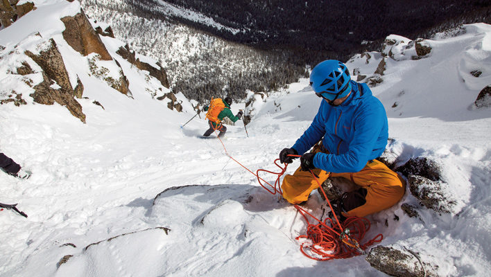 SteepSchool: learning the tools for ski mountaineering in Montana's Tobacco Root Mountains