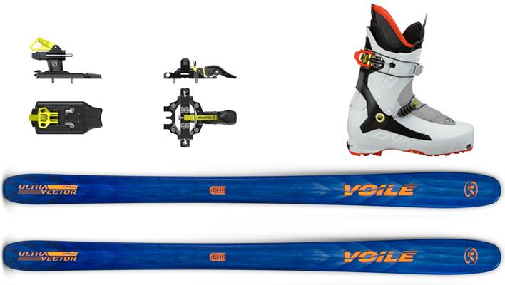Gearbox: An Editors' Choice steep-skiing setup