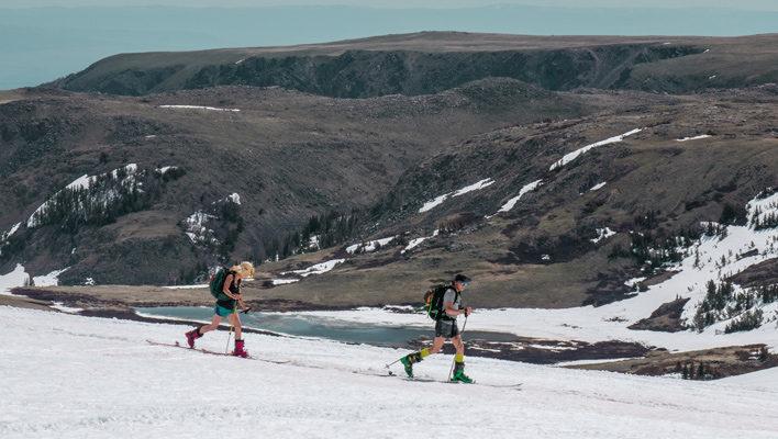 Understanding Beartooth Highway: Conversations on springtime-user conflict along the Montana/Wyoming border