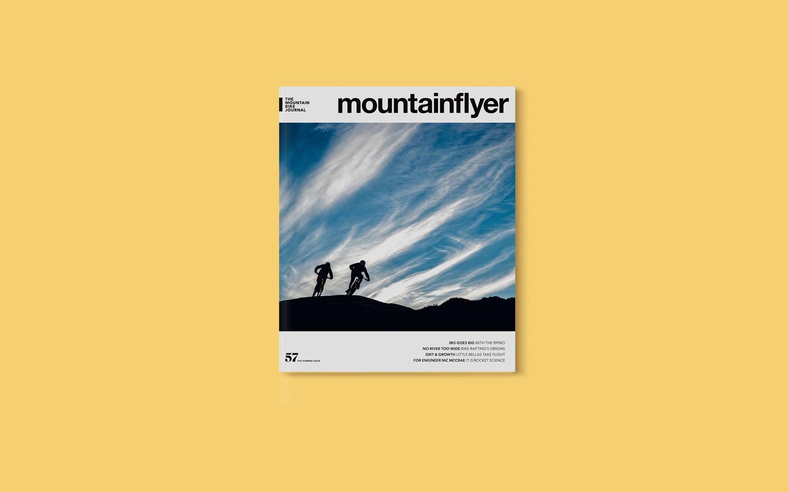 Mountain Flyer, The Mountain Bike Journal