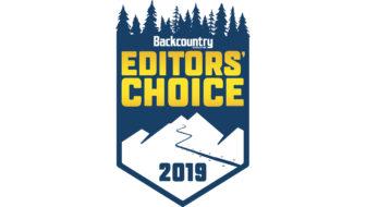 2019 BACKCOUNTRY EDITORS' CHOICE AWARDS