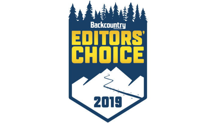 2019 BACKCOUNTRY EDITORS' CHOICE AWARDS