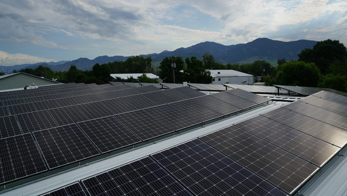 Sparking Change: How a Montana-based company is looking to solar for their manufacturing needs