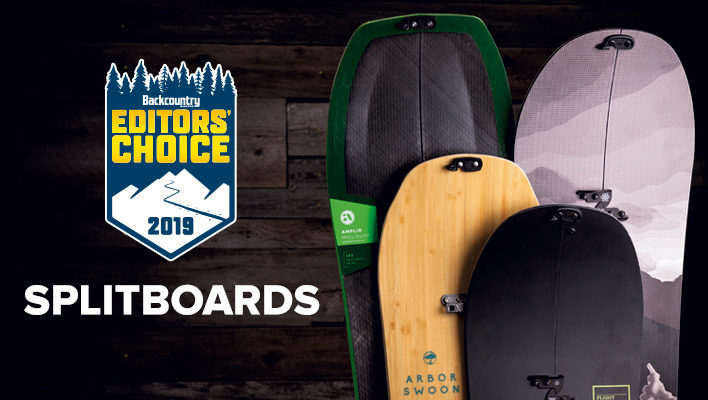 2019 Editors' Choice Awards: Splitboards