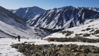 Journey Lines: Splitboard mountaineer Josh Jespersen transitions from seeking vert to finding community in his new project