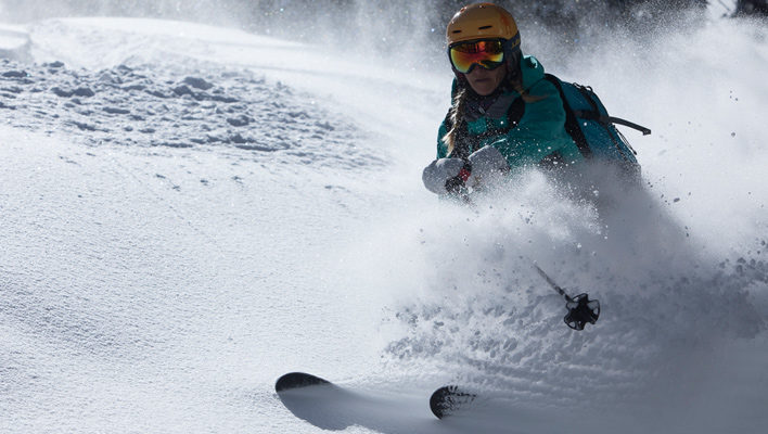 Light, Not Lame: As construction advances, skis drop weight and keep the fun factor
