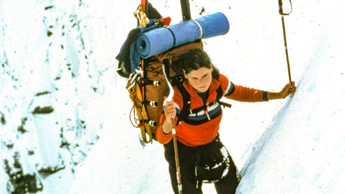 Fearlessly Female: Jan Reynolds on life up high and advice for aspiring women ski mountaineers