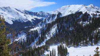 Two skiers die after inbounds avalanche in Taos, New Mexico