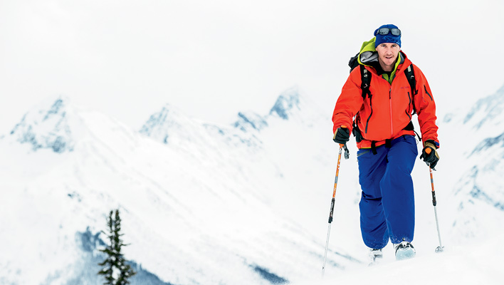 Greg Hill: Revelstoke, B.C.'s high-powered skier passes it on