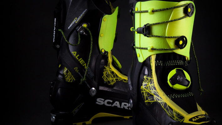 New Heights: Scarpa enters a new orbit with their Alien RS
