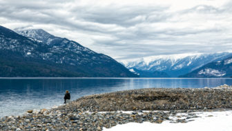 How outliers in British Columbia's Slocan Valley have carved livelihoods and turns in the remote Selkirk Mountains