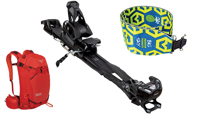 Get The Gear: Five essentials to get you to the skintrack