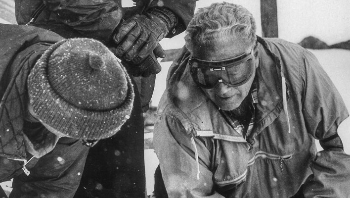 Montgomery Atwater: Father of U.S. Avalanche Work