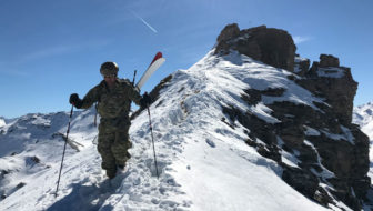 The 2019 Edelweiss Raid: A Vermont National Guard team takes on the Tyrolean Alps