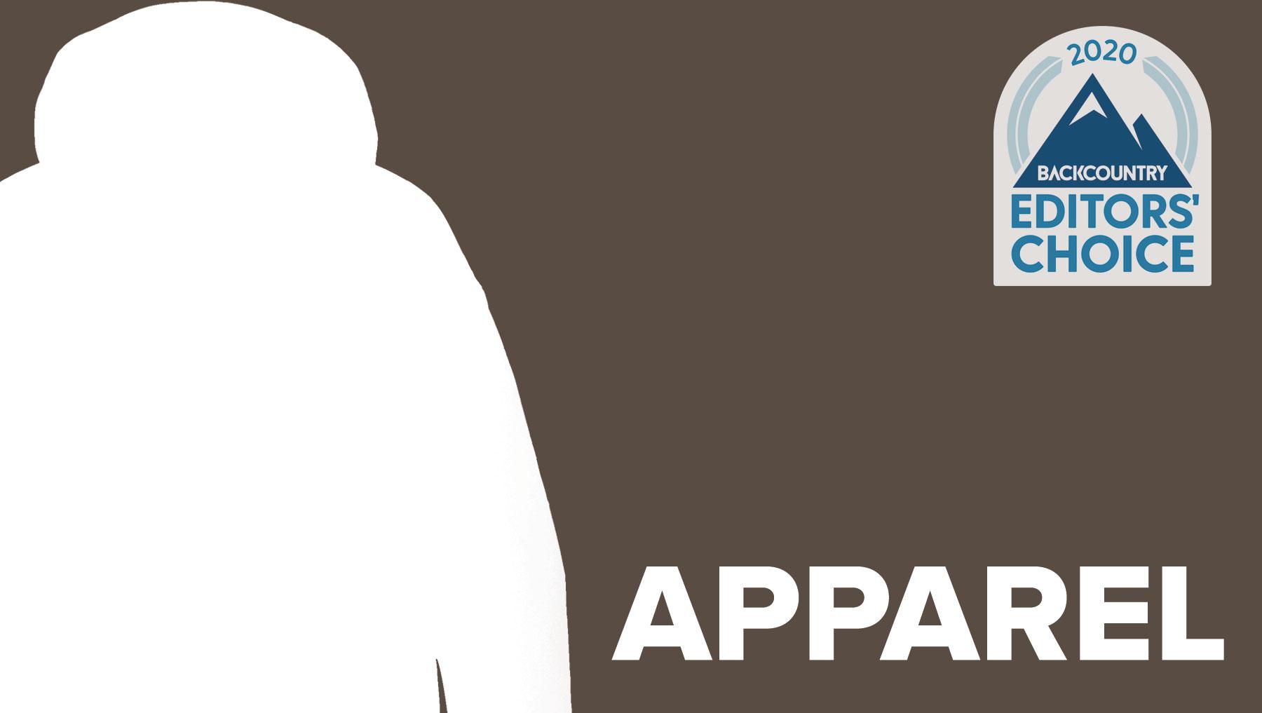 2020 Backcountry Editors Choice Apparel