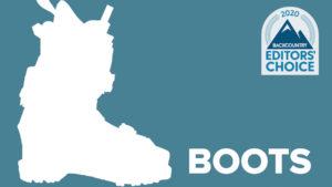 2020 Backcountry Editors Choice Ski Boots