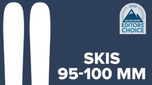 2020 Backcountry Editors Choice 95-100MM Skis