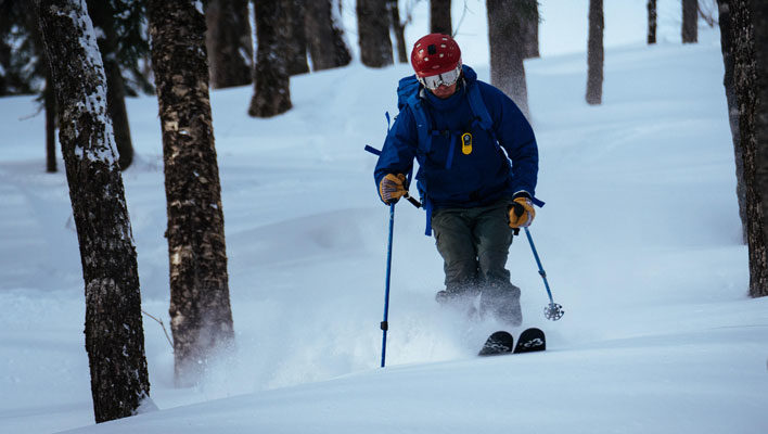 After four years in the making, Vermont ski film Leave Nice Tracks to be released