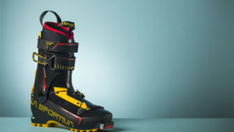 Gearbox: The Finer Points of La Sportiva's Skorpius CR