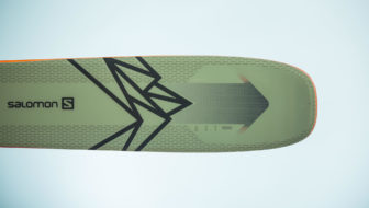 Salomon QST Stella 106 Skis
