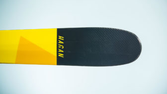 Hagan Boost 99 Skis