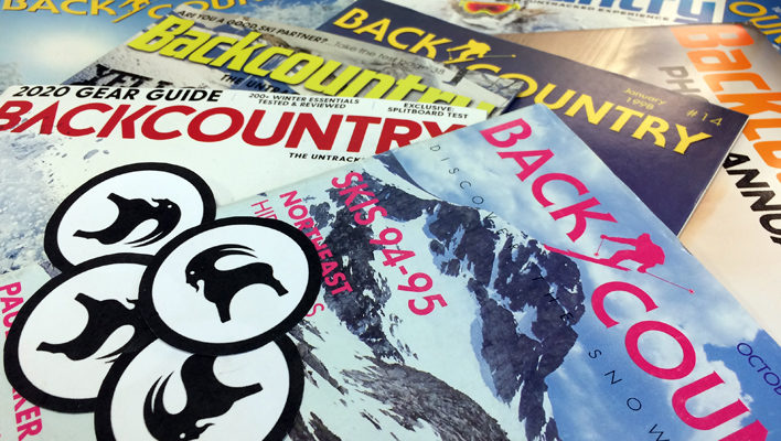 Backcountry.com battles small businesses over trademark, apologizes. Backcountry Magazine remains unaffected.