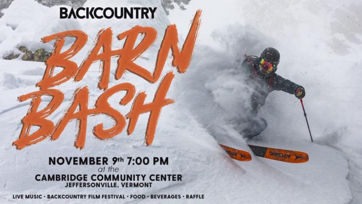 Backcountry Barn Bash 2019